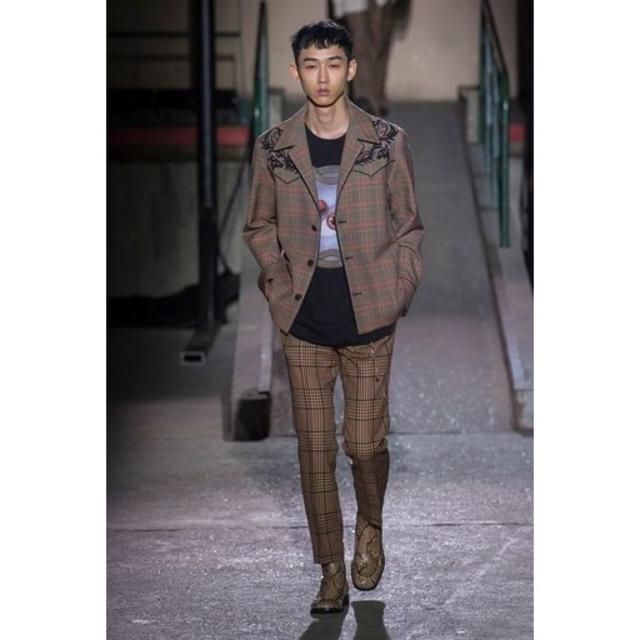 DRIES VAN NOTEN(ドリスヴァンノッテン)の求 dries van noten 18aw 2018 メンズのジャケット/アウター(テーラードジャケット)の商品写真