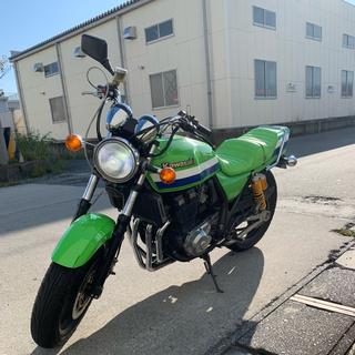 カワサキ(カワサキ)のZRX-Ⅱ 400cc(車体)