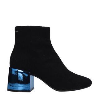 マルタンマルジェラ(Maison Martin Margiela)の【新品未使用】マルジェラ メタルヒール ショートブーツ 39(ブーツ)