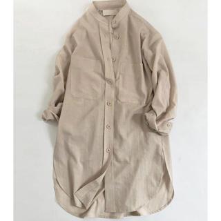 トゥデイフル(TODAYFUL)のPocket Long Shirts 《 todayful 》(ひざ丈ワンピース)