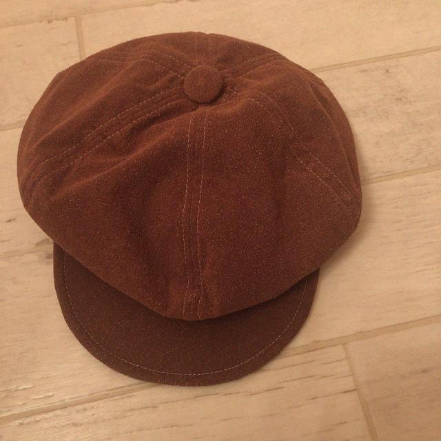 Ungrid(アングリッド)のアングリッド キャスケット帽子 レディースの帽子(キャスケット)の商品写真