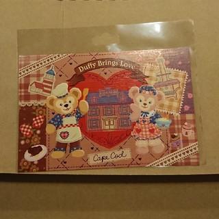 ダッフィー(ダッフィー)の2014  スイートダッフィ ポストカード(その他)