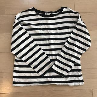 レプシィム(LEPSIM)のLEPSIMボーダーTシャツ(Tシャツ(長袖/七分))