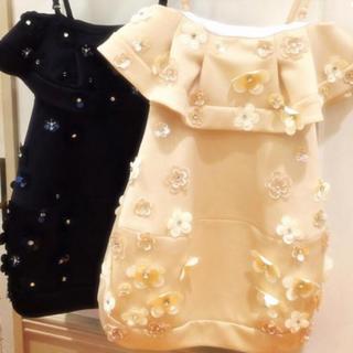 リリーブラウン(Lily Brown)のLilyBlown ドレス(ミニドレス)