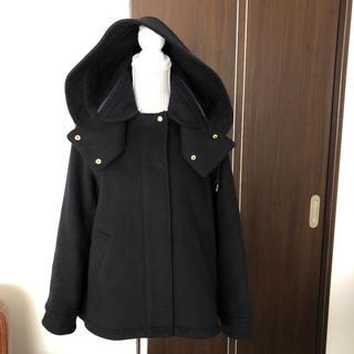 ユナイテッドアローズ(UNITED ARROWS)のユナイテッドアローズフード付きPコート☆(ピーコート)