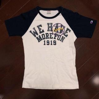 チャンピオン(Champion)のchampion レディース Tシャツ S(Tシャツ(半袖/袖なし))