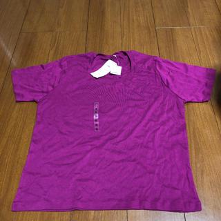 新品、未使用Tシャツ 3L パープル(Tシャツ(半袖/袖なし))