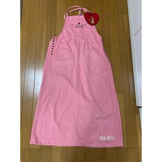 ピンクハウス(PINK HOUSE)のジャンパースカート サロペット レディース フリーサイズ ピンクハウス(サロペット/オーバーオール)