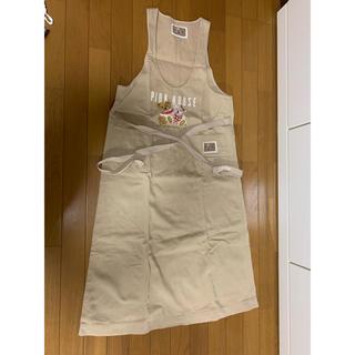 ピンクハウス(PINK HOUSE)のピンクハウス レディース ジャンパースカート フリーサイズ(サロペット/オーバーオール)