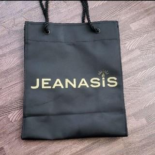 ジーナシス(JEANASIS)のJEANASIS☆限定ショッパー(ショップ袋)