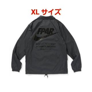 ダブルタップス(W)taps)のXLサイズ FPAR x NIKE SBCOACH JACKET コーチジャケ③(ナイロンジャケット)