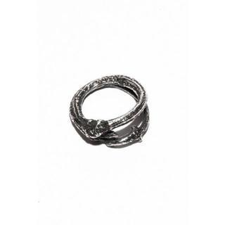 JULIUS - Julius Twig silver ring