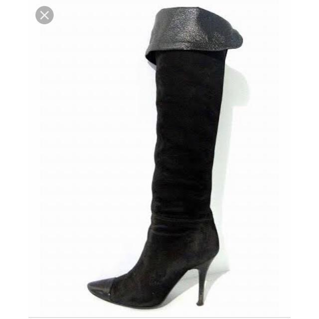 VII XII XXX(セヴントゥエルヴサーティ)のセブントゥエルブサーティー ニーハイブーツ  レディースの靴/シューズ(ブーツ)の商品写真