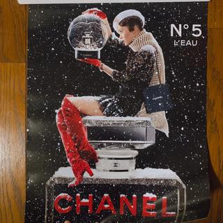 CHANEL - シャネル イベント限定ポスター