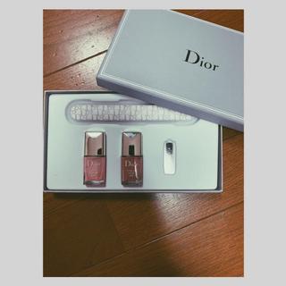 ディオール(Dior)のディオール ネイルキット(ネイル用品)