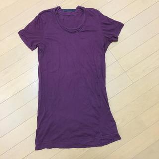 ユリウス(JULIUS)のユリウス カットソーボルドーニルズヴィリジアン(Tシャツ/カットソー(半袖/袖なし))