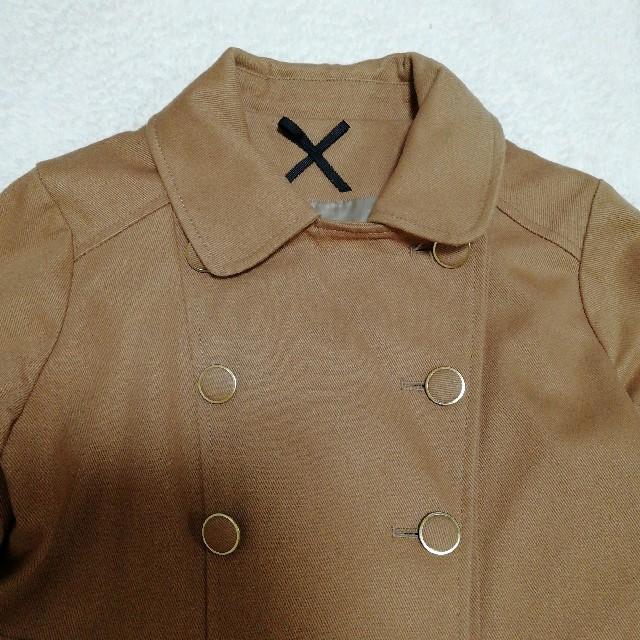 E hyphen world gallery(イーハイフンワールドギャラリー)のE hyphen world galleryトレンチコート レディースのジャケット/アウター(トレンチコート)の商品写真