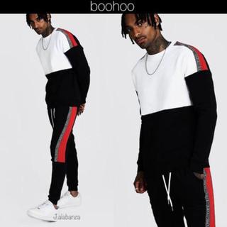 ブーフー(boohoo)のboohoo セットアップ メンズ(セットアップ)