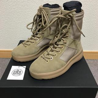 フィアオブゴッド(FEAR OF GOD)のYEEZY SEASON3 Military Boot size41(ブーツ)