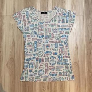 ヒステリックグラマー(HYSTERIC GLAMOUR)のヒステリックグラマー Tシャツワンピース(Tシャツ(半袖/袖なし))