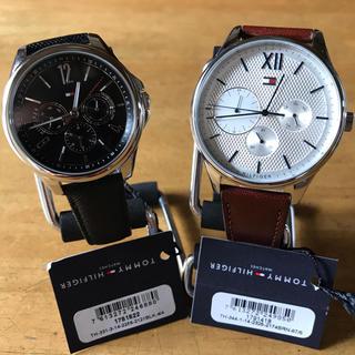 トミーヒルフィガー(TOMMY HILFIGER)のペア✨トミー ヒルフィガー クオーツ 腕時計 1791418 1781822(腕時計(アナログ))