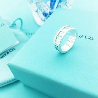 ティファニー(Tiffany & Co.)の☆新品☆未使用☆ティファニー アトラスリング 7号(リング(指輪))