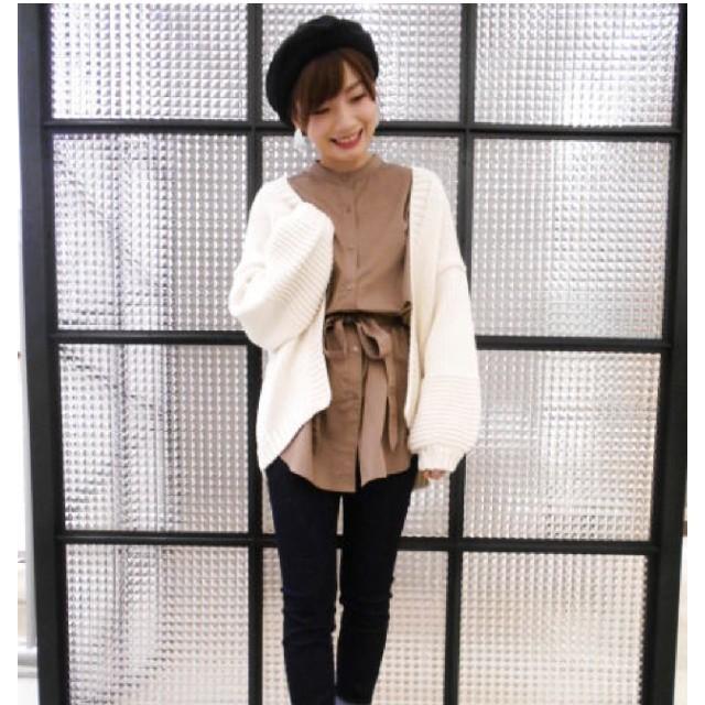 LEPSIM(レプシィム)のレプシム☆新品カーディガン レディースのトップス(カーディガン)の商品写真
