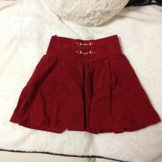 アベイル(Avail)の赤のミニスカート(ミニスカート)