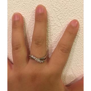 ヨンドシー(4℃)の4°C ダイヤリングの追加写真(リング(指輪))