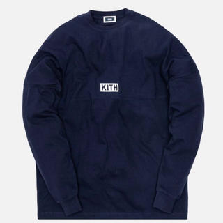 KITH TRACK PANELED L/S TEE(Tシャツ/カットソー(七分/長袖))