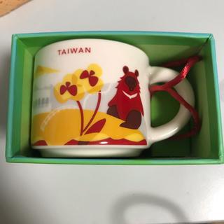 スターバックスコーヒー(Starbucks Coffee)のスターバックス  台湾 マグカップ ミニ(マグカップ)