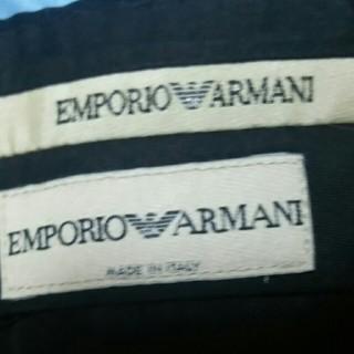 エンポリオアルマーニ(Emporio Armani)の確実本物 エンポリオアルマーニのスーツ(セットアップ)