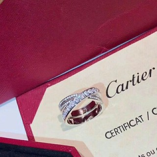 カルティエ(Cartier)のCartier リング指輪 7号(リング(指輪))