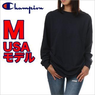 チャンピオン(Champion)の長袖 Tシャツ(Tシャツ(長袖/七分))