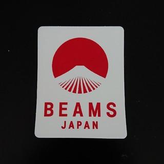 ビームス(BEAMS)のTSUTAYA×BEAMS ステッカー2枚(ノベルティグッズ)
