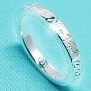 ティファニー(Tiffany & Co.)の☆新品☆未使用☆ティファニー ノーツナローリング7号(リング(指輪))