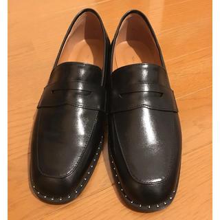 シンゾーン(Shinzone)の【最終値下げ】エコレザーローファー(ローファー/革靴)