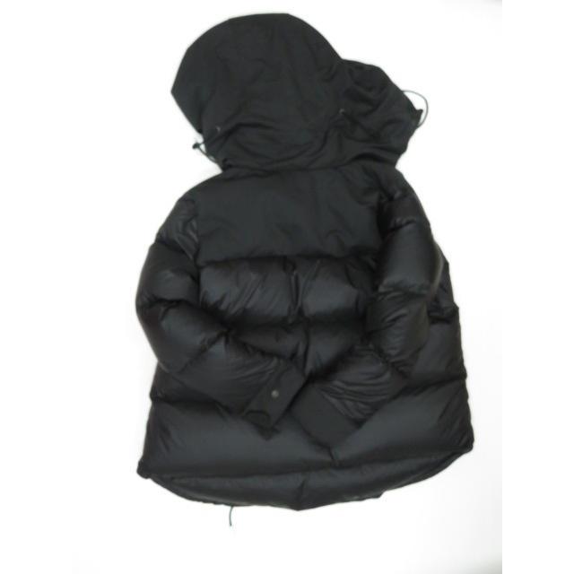 THE RERACS ザ・リラクス ダウンジャケット ☆未使用☆ ブラック 38 レディースのジャケット/アウター(ダウンジャケット)の商品写真