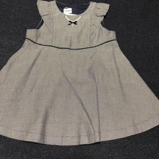 familiar - ファミリア   ジャンパースカート 新品未使用