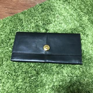 ジバンシィ(GIVENCHY)のGIVENCHY ジバンシー 長財布 ユニセックス レザー ブラック(財布)