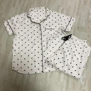 GU - ハート パジャマ