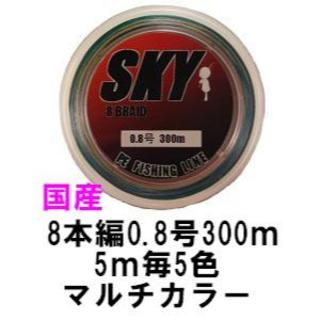 freeman 様専用ページ PEライン 0.8号/1号/ 1.2号 各300m(釣り糸/ライン)