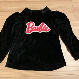 バービー(Barbie)のバービー☆モコモコ長袖トップス(ニット)