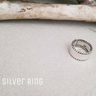 アリシアスタン(ALEXIA STAM)のシルバーリング(リング(指輪))