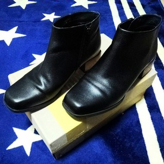 カンペール(CAMPER)のCANPERショートブーツサイズ39used美品(ブーツ)