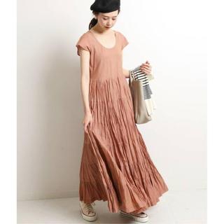 Drawer - マリハ 草原の虹ドレス ティアードワンピース 定価29000+税