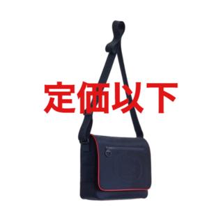 シュプリーム(Supreme)のSupreme LACOSTE Small Messenger Bag Navy(メッセンジャーバッグ)
