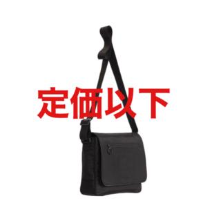 シュプリーム(Supreme)のSupreme LACOSTE Small Messenger Bagblack(メッセンジャーバッグ)