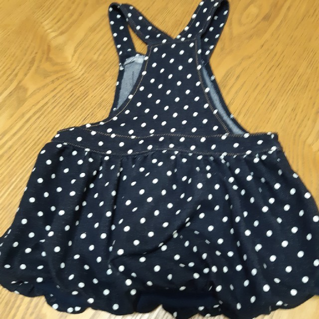 ジャンパースカート 95 キッズ/ベビー/マタニティのキッズ服 女の子用(90cm~)(ワンピース)の商品写真