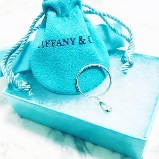 ティファニー(Tiffany & Co.)の☆新品☆未使用☆ティファニー ティアドロップリング7号(リング(指輪))